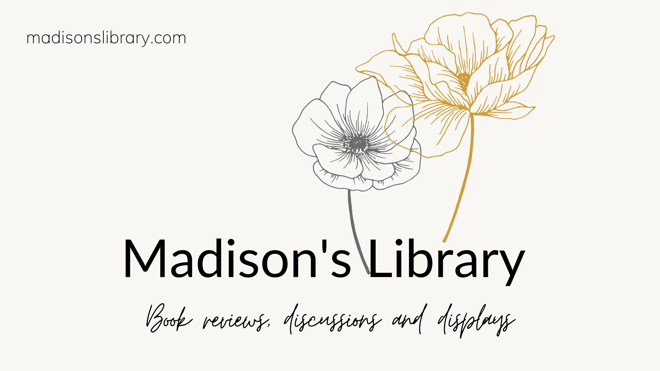 MadisonsLibrary Banner